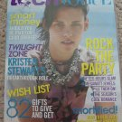 Teen Vogue Magazine Kristen Stewart Dec/Jan 2009