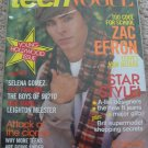 Teen Vogue Zac Efron October 2008 Cover
