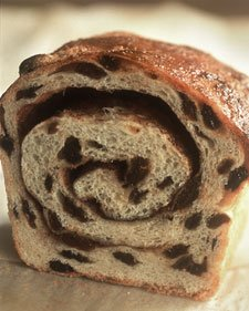 Cinnimon Raisin Bread