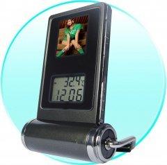 Clock Digital Photo Frame