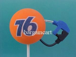 Union 76 Nascar Antenna Topper  Ball