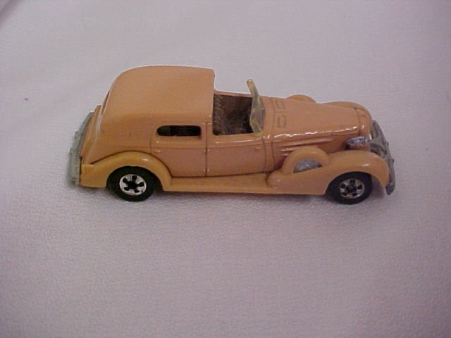 1935 Classic CADDY from Mattel Hot Wheels 1991