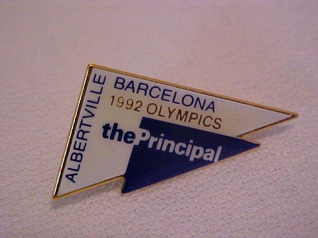 Barcelona 1992 Olympic Games  Pin-Pins