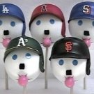 Jack In The Box West Coast Pack Baseball Antenna Toppers