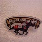 Barona Season 2002  Pin-Pins