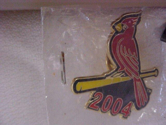 Baseball Cardinals 2004 Pin