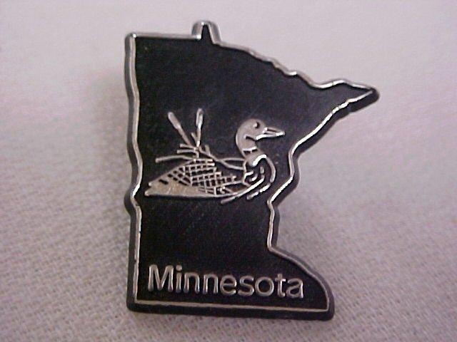 MINNESOTA STATE LAPEL / TIE / HAT PIN -PINS