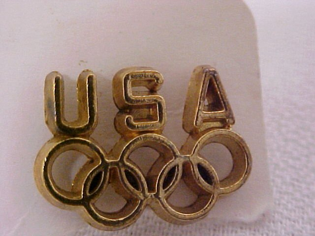 U S A OLYMPIC GAMES       Pin