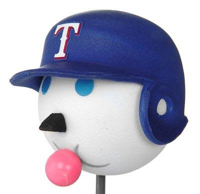 Texas Rangers  Baseball Jack Topper-Ball