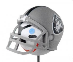 Jack In The Box Raiders Antenna Topper Ball