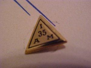 I AM  from Bastian Bros. Pin-Pin