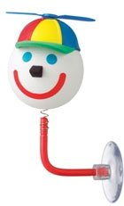 """New Jack In The Box Pencil Topper  Antenna Ball """"Beanie Jack"""""""