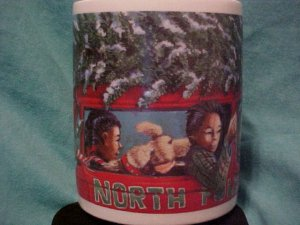 Starbucks Christmas North Pole Express Coffee Mug