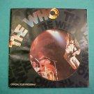 The Who 1975 U.S. Tour Concert Program Book