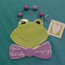 Sandra Magsamen  Plaque You are Toad-ally Amazing