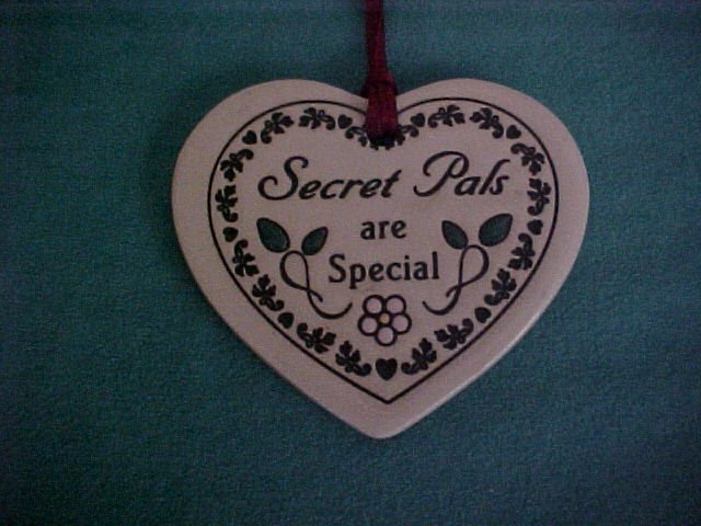 Trinity Pottery Secret Pals are Special