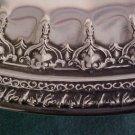 Vintage Round Silver Tray Reed & Barton