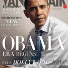 VANITY FAIR Magazine Barak Obama Heath Ledger Sean Penn