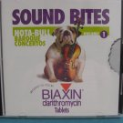 Sound Bites Vol 1 Nota-BULL Baroque Concertos CD/New Sealed