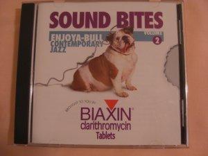 Sound Bites Vol 2 Enjoya-BULL Contemporary Jazz CD New Sealed