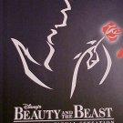 Disney Beauty and the Beast The International Sensation Souvenir