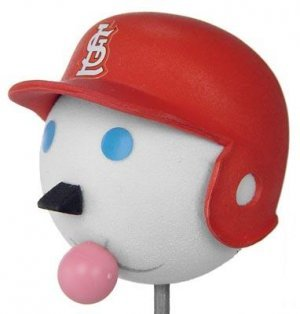 St. Louis Cardinals Antenna Topper Ball Baseball
