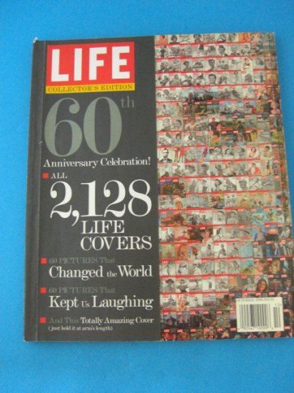 Life Magazine 60th Anniversary 1936-1996