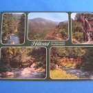 Höllental Postcard Germany