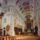 8595 Waldsassen Abbey Postcard