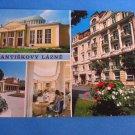 Františkovy Lázně Postcard Prague