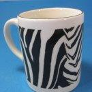Bold Primitive Wild ZEBRA Mug Continental Muggz