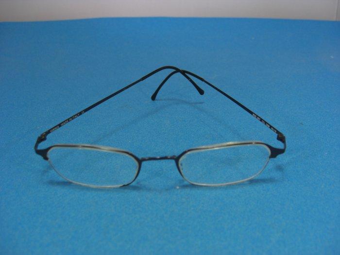 Versus-Designer Eyeglass Frames Glasses MOD. B67 Cobalt Blue
