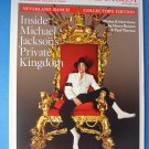 Architectural Digest Inside MICHAEL JACKSON'S Private Kingdom November 2009