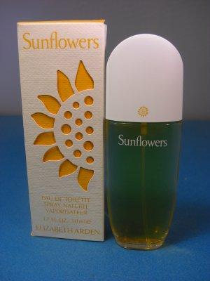 Sunflowers Eau De Toilette  1.7 oz Elizabeth Arden