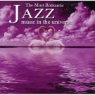 The Most Romantic Jazz Music in the Universe 2 CD