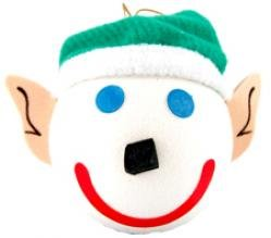 """New Jack In The Box Pencil Topper Antenna Ball """"Jack The ELF"""""""