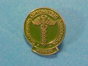California Optometric Association Member Pin