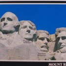 Two Vintage Postcards Of The 4 Presidentes On Mt. Rushmore South Dakota 1985