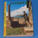 Pompei Italy Vintage Accordion Post Cards
