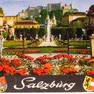 Såizburg Austria Postcards