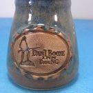 Daniel Boone Pottery Mug by Dan'l Boone Inn