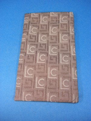 Liz Claiborne Cloth Sunglasses Case