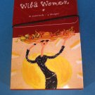 "Box of 15 Note Cards ""Celebrating Wild Women"" 4 Different Designs & Verses"