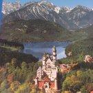 Neuschwanstein And Hohenschwangau Germany Guide book by Verlag Kienberger