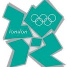 2012 London Green Games Mark Olympic Pin New In Package