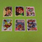 Marvel Comics Super Heroes US Postage Stamps 2006