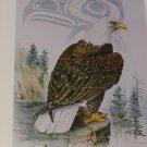 THE EAGLE Art Card by Susan Coleman