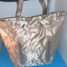 The Sak Large Tote Shoulder Bag in a Champagne Tone