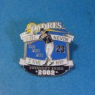 San Diego Padres Phil Nevin #23 Frequent Friar Pin 2002