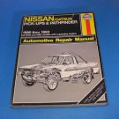 Nissan/Datsun Pick-Ups and Pathfinder, 1980-1993 (Haynes Automotive Manual)